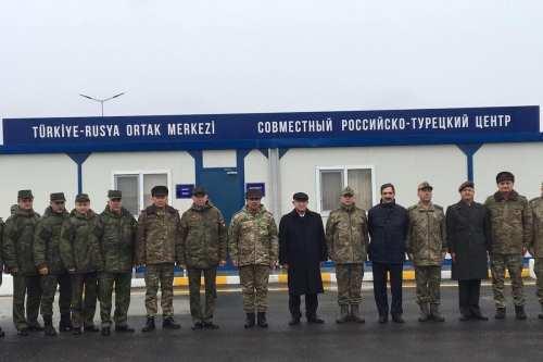 Rusia y Turquía abren un centro de vigilancia en Nagorno-Karabaj