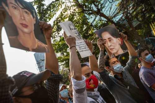 Aung San Suu Kyi y los golpistas han traicionado la…