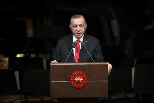Turquía quiere reforzar la cooperación con Estados Unidos según Erdogan