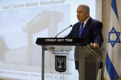 Más de 20 exfuncionarios israelíes respaldan el regreso de EE.UU.…