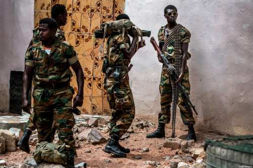 Somalia: Un supuesto bombardeo de las fuerzas de paz de…
