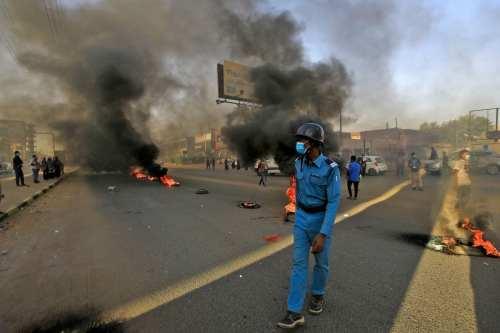 Sudán está siendo objeto de manifestaciones y detenciones en Darfur…