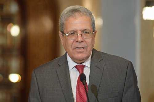 """Ministro de Exteriores: """"Túnez respalda los esfuerzos de Libia por…"""