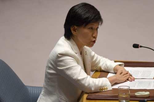 La Secretaria General Adjunta de Defensa de la ONU insta…