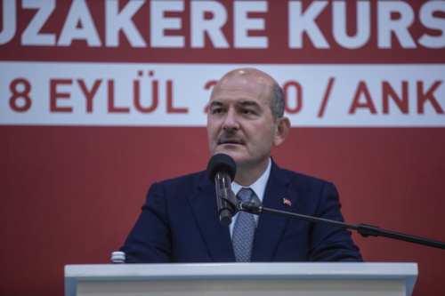 Turquía: El ministro del Interior dice que Estados Unidos está…