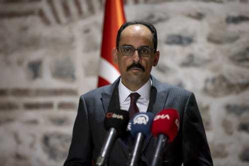 Turquía permanecerá en Libia hasta que el gobierno diga que…
