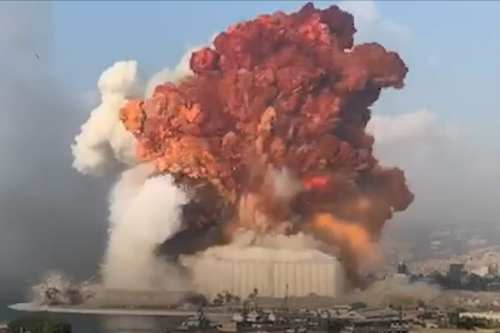 VIDEO: A 6 meses de la explosión de Beirut, y…