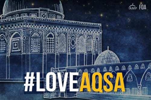 Una ONG británica lanza la semana solidaria de Al-Aqsa