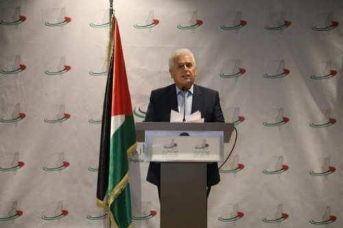 """Los palestinos de la diáspora """"deben"""" participar en las próximas…"""
