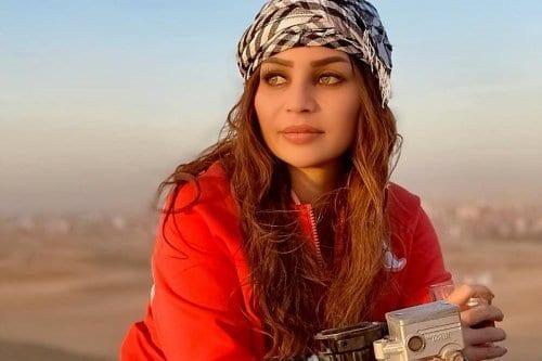 Una modelo libanesa murió estrangulada por su marido