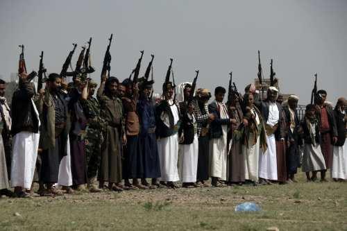 EEUU dejará de designar a los hutís como terroristas debido…