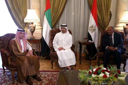 Arabia Saudí y Egipto se embarcan para acabar con las…