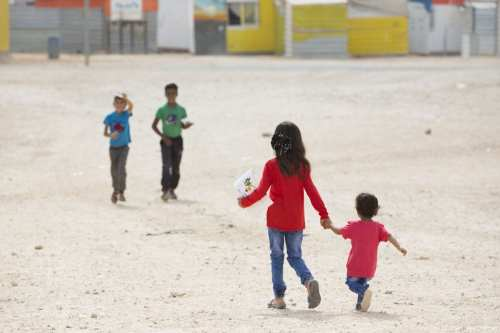 PMA: Necesitamos fondos urgentes o medio millón de refugiados sirios…