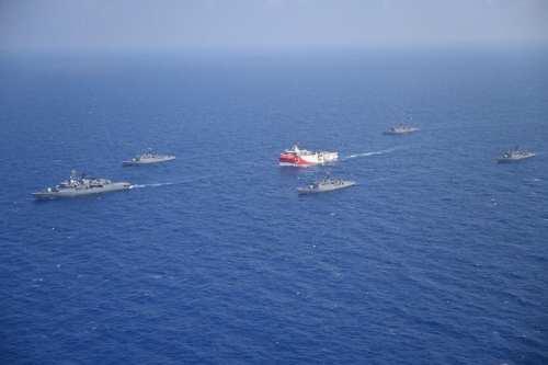 Turquía protesta contra el acuerdo del cable eléctrico submarino