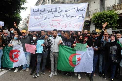 Presidente de Argelia: Hemos atendido la mayoría de las demandas…