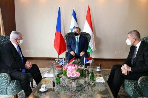 Los palestinos y la Liga Árabe condenan la apertura de…