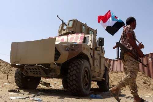 Estallan enfrentamientos armados entre las fuerzas del STC y los…