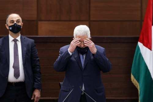 Fatah: Abbas lucha contra la división en su partido antes…