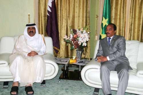 Qatar y Mauritania restablecen sus relaciones rotas desde 2017