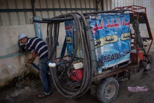 Sólo el 4% de los hogares de Gaza tiene acceso…