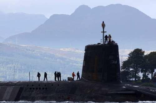 El Reino Unido aumentará su arsenal de cabezas nucleares