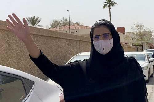 Un tribunal saudí revela la sentencia contra Loujain AL-Hathloul