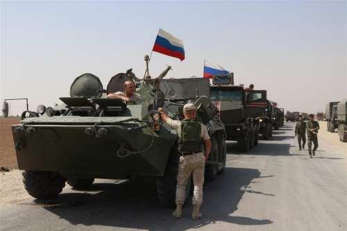 Rusia se retira de los suburbios de la ciudad siria…