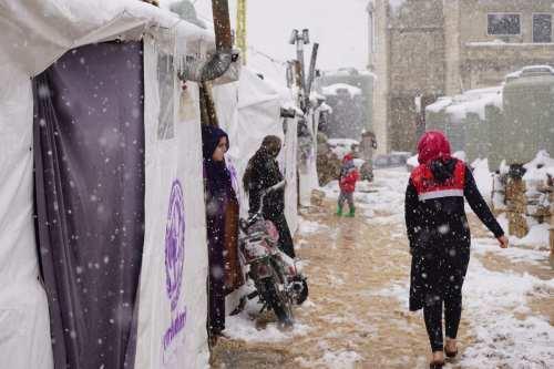 """Líbano y Siria estudian cómo garantizar el """"retorno seguro"""" de…"""