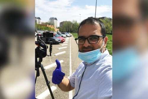 España permite que un agente israelí interrogue a un periodista…
