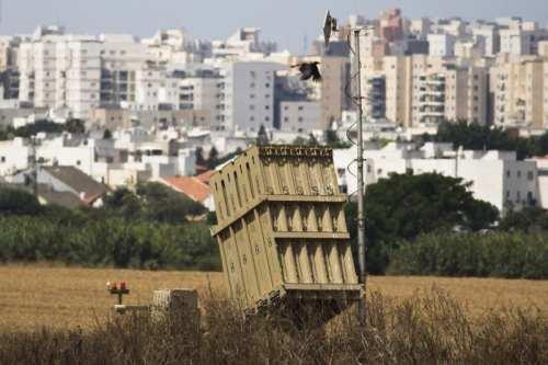 Un ex coronel israelí advierte que la Cúpula de Hierro…