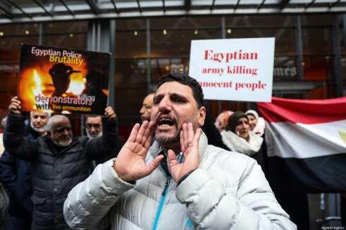 La oposición egipcia insiste en que la ONU debe poner…