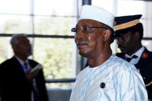 Muere el presidente de Chad en el frente cerca de…