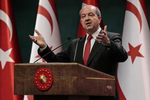 El presidente turcochipriota afirma que el Reino Unido puede contribuir…