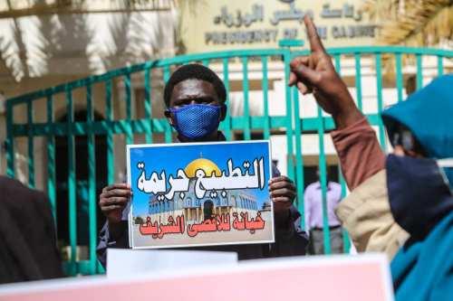 El imperio estadounidense está extorsionando a Sudán para que reconozca…