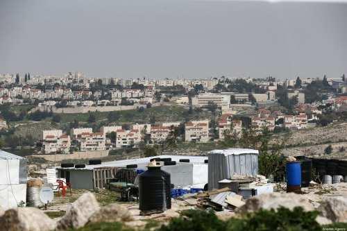 Israel aprueba 540 unidades de asentamientos en Jerusalén Este