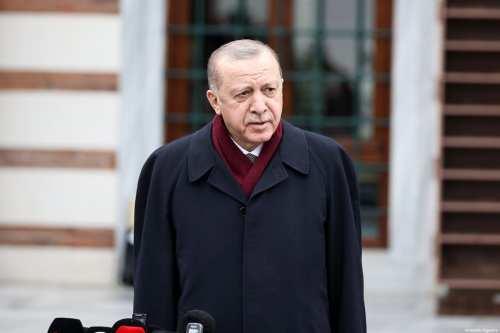 Erdogan critica la desigual distribución mundial de vacunas