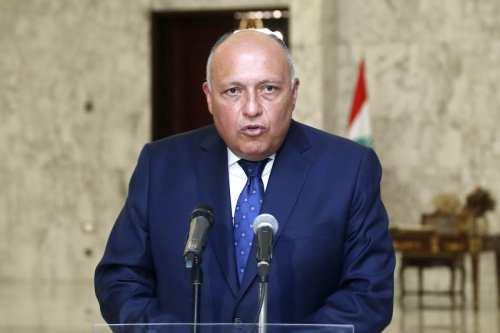El Ministro de Asuntos Exteriores de Egipto satisfecho de iniciar…