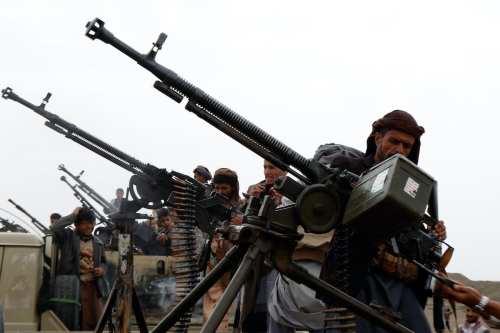 La coalición liderada por Arabia Saudí destruye un dron hutí…