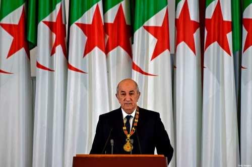 Tebboune de Argelia: 'Las autoridades no tolerarán la incitación y…