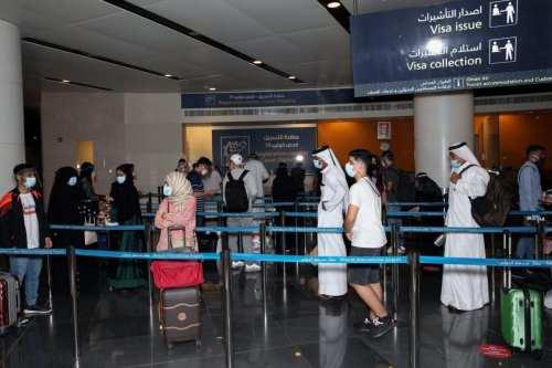 Omán prohibirá la entrada de visitantes a partir del 8…