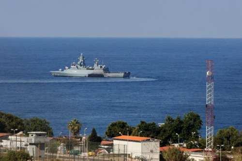 Israel traza un nuevo mapa de su frontera marítima con…