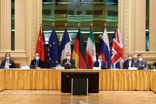 La UE dice que las conversaciones en Viena con Irán…