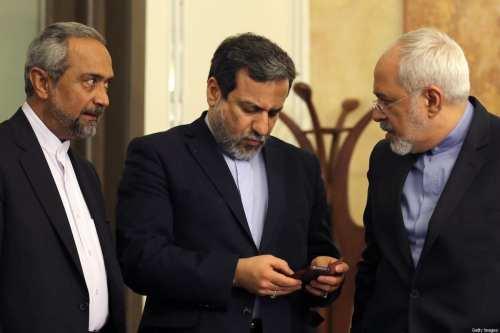 Irán: No habrá conversaciones con Estados Unidos durante la reunión…