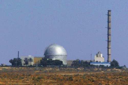 Irán: El ataque con misiles cerca del reactor de Dimona…