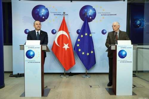 La adhesión a la UE es el objetivo estratégico de…