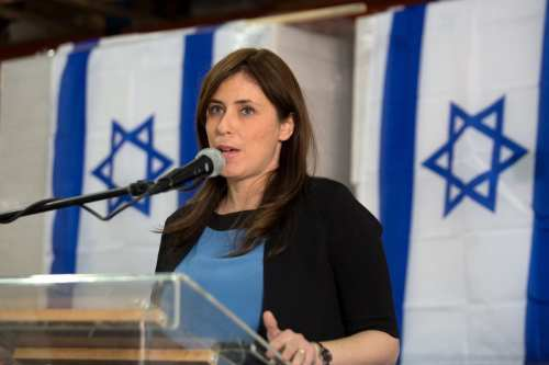 Embajadora israelí de extrema derecha provoca la división del Judaísmo…