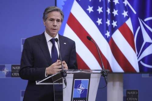El secretario de Estado estadounidense defiende las relaciones con el…