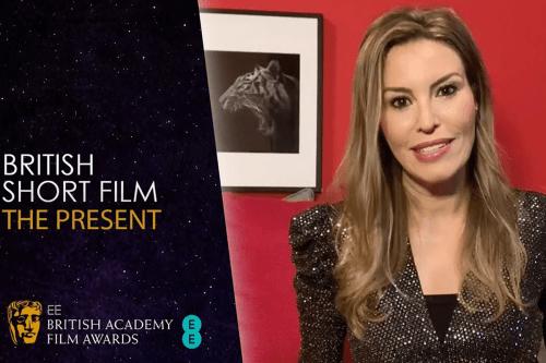 El cortometraje palestino 'The Present' gana el premio Bafta