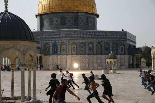 Eruditos musulmanes convocan protestas en apoyo a los palestinos oprimidos