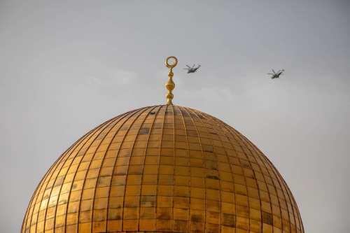 Colonos israelíes vuelven a pedir la demolición de la mezquita…